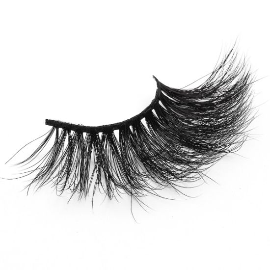 Free Samples Custom Private Label Cheap Mink Lashes 5D Mink Eyelashes
