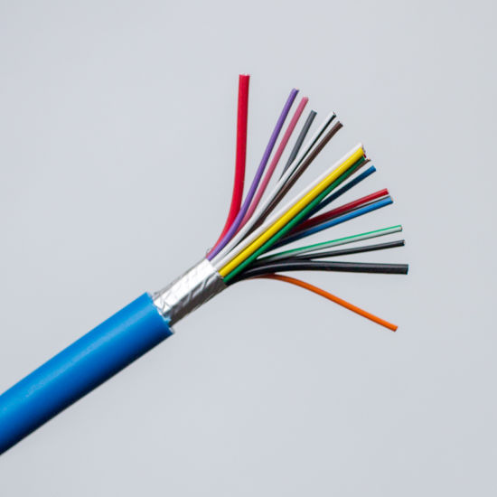 4 8 Core White Burglar Intruder Alarm Cable Multi Choice Of Core /& Feet 6
