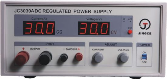 Low Price and High Quality DC Power Supply (JC3030A) pictures & photos