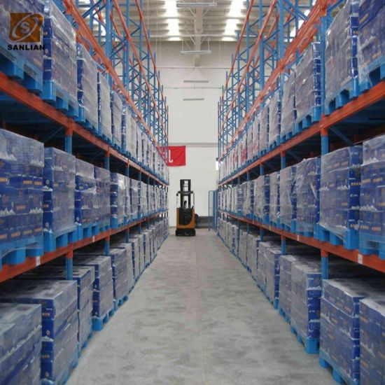 Industrial Metal Steel Heavy Duty Hot Selling Pallet Shelving From Sanlian Manufacturer