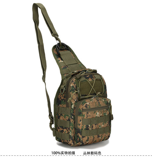 Outdoor Waterproof Army Assault Pack Tactical Chest Sling Bags pictures    photos 9f4d9590668df