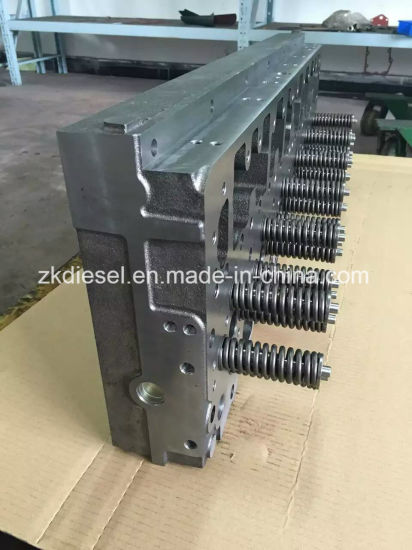 High Quality M11 Cylinder Head Assy 2864024/2864028//3080760 for Cummins Heavy Duty Truck Engine Complete pictures & photos