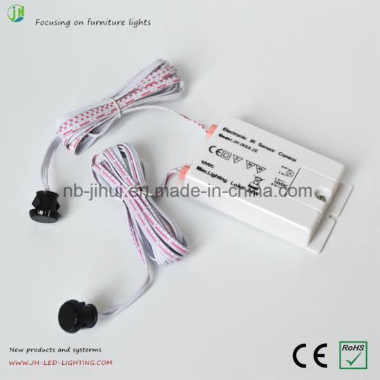 100W IR Sensor Switch with 2 Heads