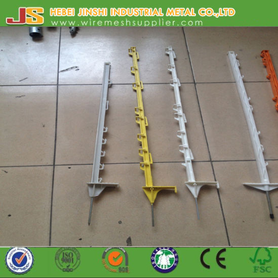 China Plastic Fencing Stake/Electric Fencing Post for