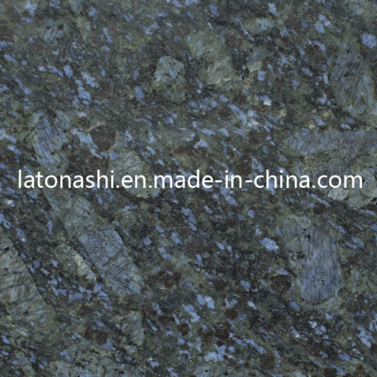 China Best Price Butterfly Blue Granite for Countertop pictures & photos