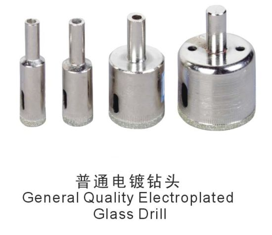 Diamond Hole Saw for Glass and Ceramic (JL-DHSG) pictures & photos