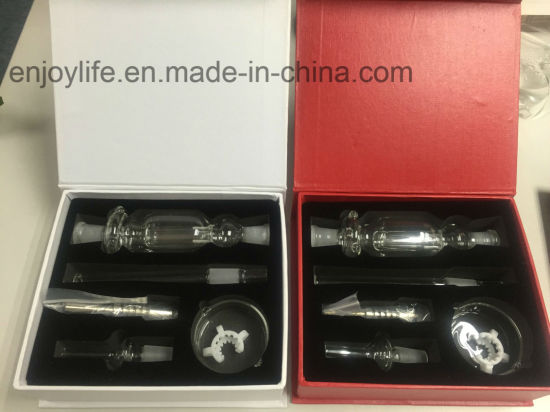 Honeyvac Nectar Collector with Titanium Tip Diffused Water Chamberkeck Clip Included 14mm Joint pictures & photos