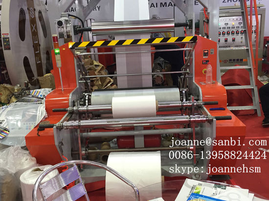 ABA High Speed Three Layers Film Blowing Machine pictures & photos