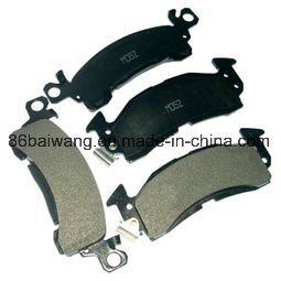 Semi-Metal High Performance Low Noise Car Brake Pads pictures & photos