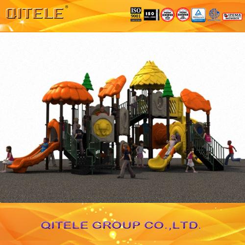 Kids Amusement Park Outdoor Playground Equipment (2014WPII-09301)