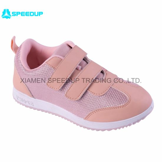 Customized Sneaker Cute Breathable Comfort Outdoor Kids Sport Shoes pictures & photos