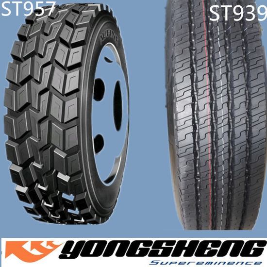 Factory Good Price Truck Tyre 13r22.5 315/80r22.5 385/65r22.5 Trailer Tyre pictures & photos
