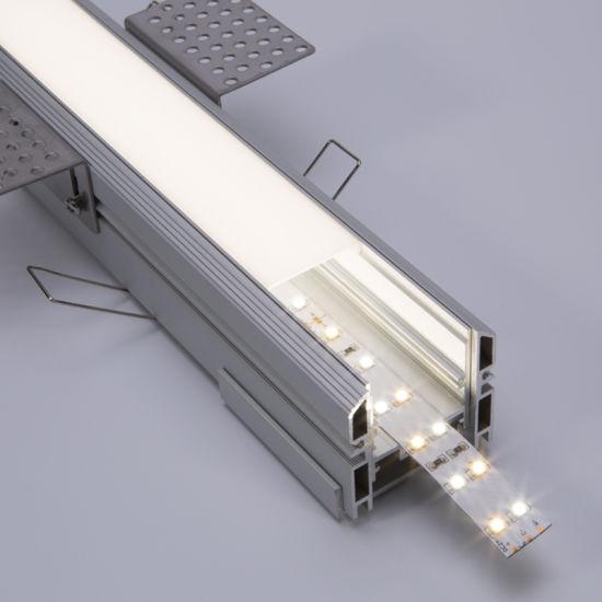 Bendable Aluminum Trim