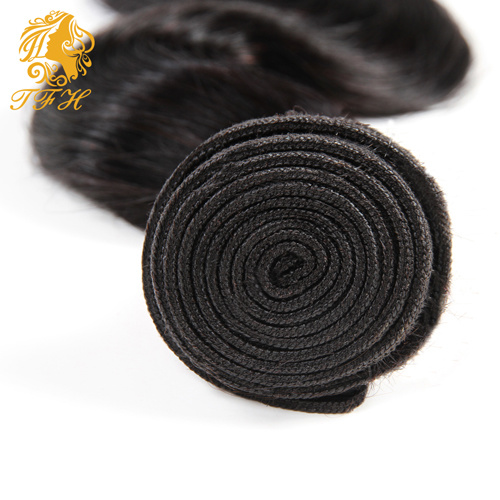Malaysian Virgin Remy Hair Extension Body Wave pictures & photos