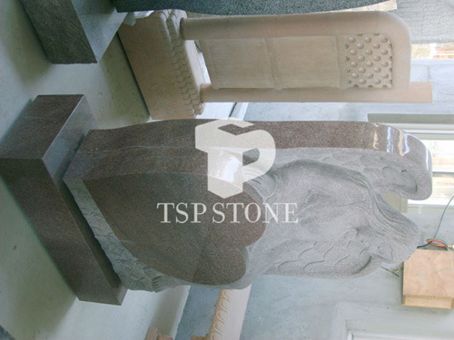 Black Marble/Granite Stone for Monument/Gravestone/Tombstone/Memorial/Headstone for EU Quality Products (SG03) pictures & photos