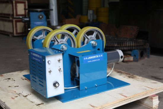 1000kg Welding Toller Rotator Turning Rolls pictures & photos