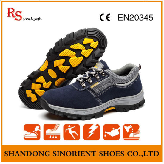 Safety Shoes with Soft Sole RS808