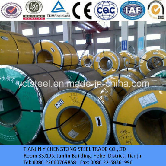 Baoxin Stainless Steel Coil 410 pictures & photos