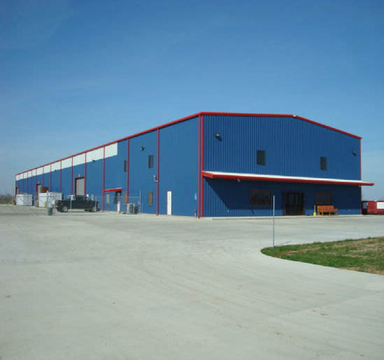Pre-Engineered Wholesale Factory Construction Steel Structure Peb Building