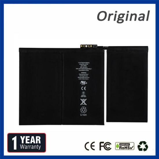 100% New for iPad 2 2ND A1376 Gen Generation Battery Replacement Part Repair Fix
