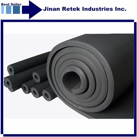 9mm Green Fireproof Insulation Pipe & China 9mm Green Fireproof Insulation Pipe - China Fireproof ...