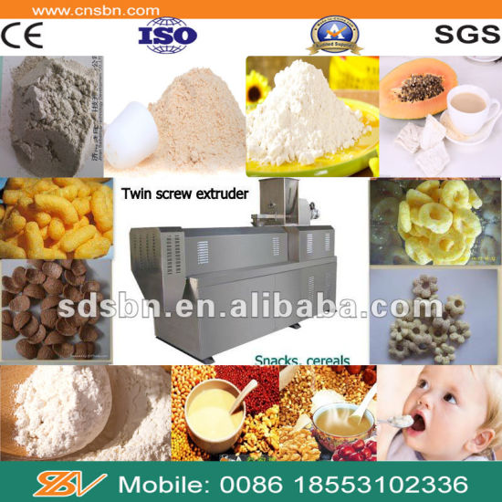 Industrial Automatic Baby Food Making Machine for Sale pictures & photos