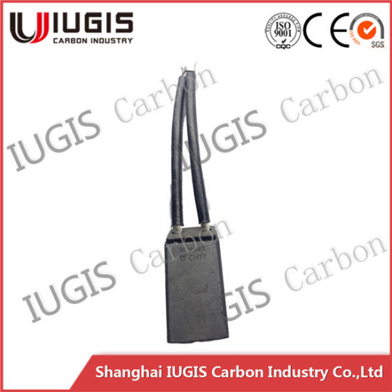 CH17 Carbon Brush for Generator Hot Sale in Russia