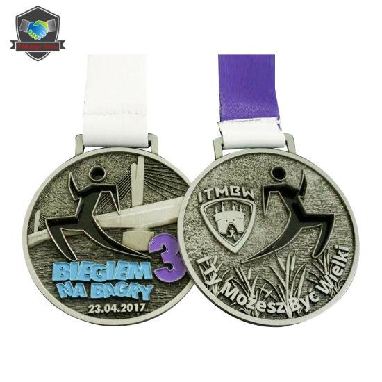 Custom Medals & Ribbons - Almost Any Design, Logo & Colors Hard Enamel-Soft Enamel-No Enamel - 3D Design