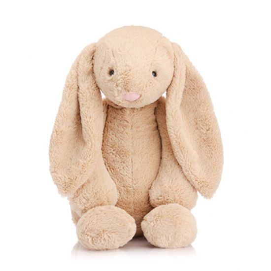 Holiday Gift Plush Toy Easter Buny Stuffed Rabbit Custom Logo