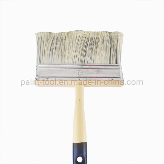 Ceiling and Wall Paint Brushes with Wood Handle-1012