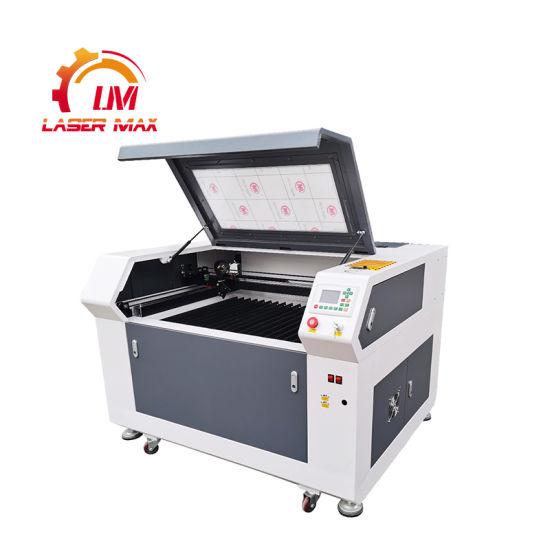 Wood Laser Cutting Machine 6090 9060 CO2 Laser Engraver Cutter Machine 80W 100W