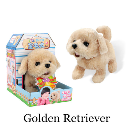 Walking and Talking Dog Plush Toy pictures & photos
