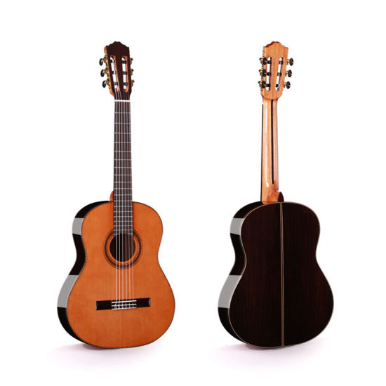Wholesale 39 Inch High Quality Solid Cedar Classical Guitars