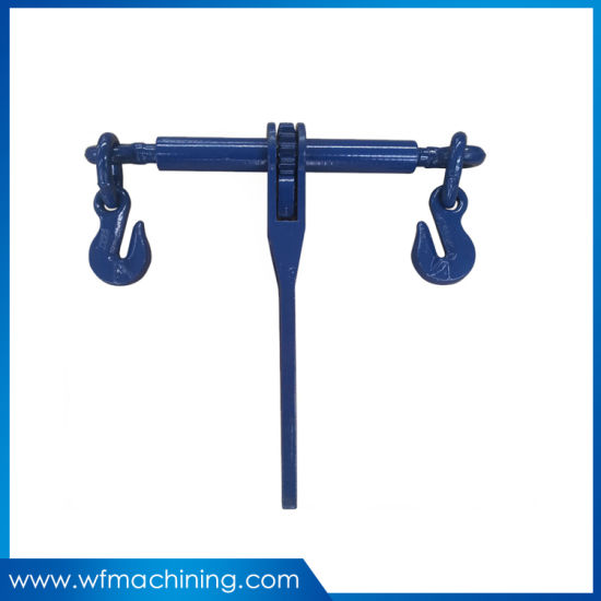 2ton Heavy Duty Hand Puller with Cable Rope and Hook