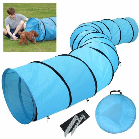 New Design Funny Collapsible Pet Cat Dog Tunnel pictures & photos