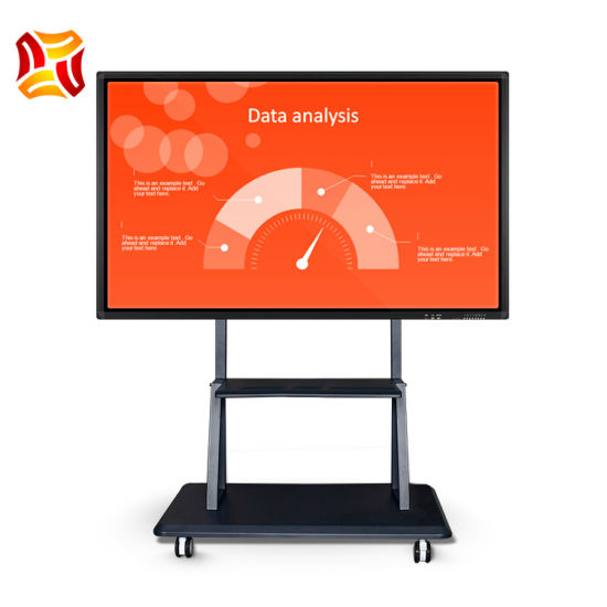 Touch Screen LCD Panel All in One PC LCD Display Infrared Smart Whiteboard Education Interactive Whiteboard Display