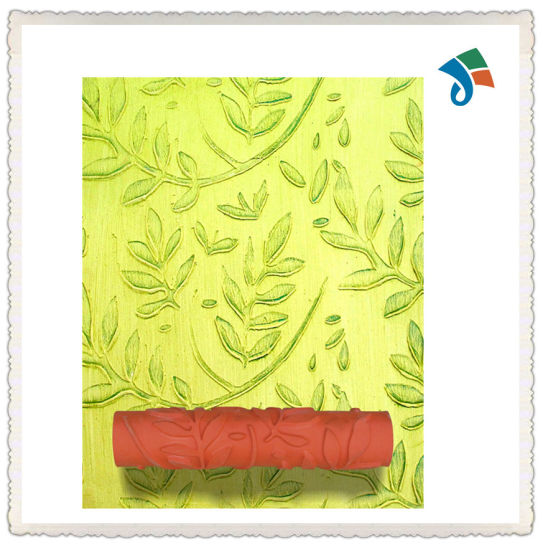 9 Inch Embossed Decorative Pattern Roller