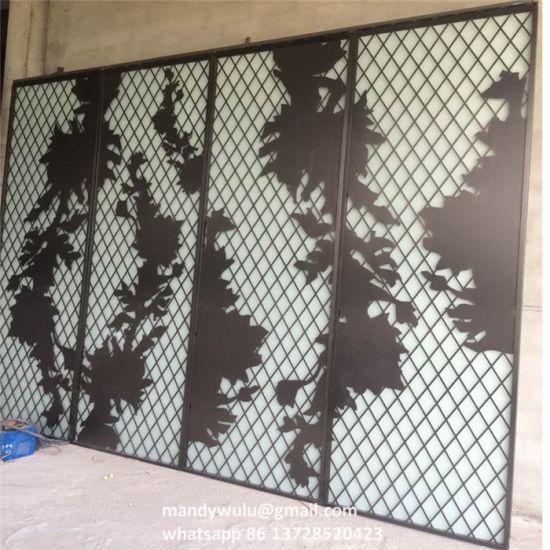 Interior And Exterior Decorative CNC Partition Panel
