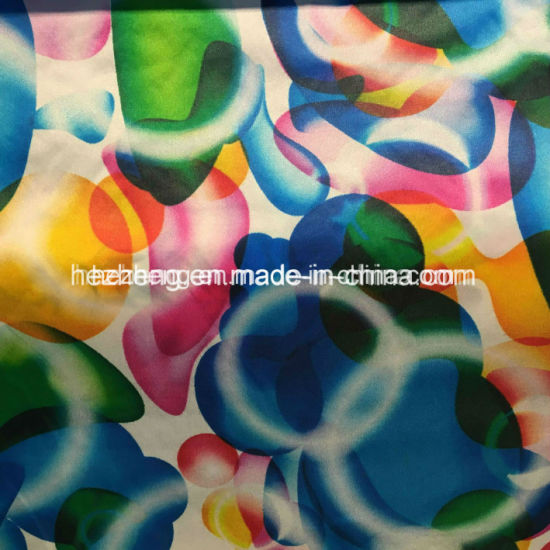 Ultra-Thin Nylon Digital Print Fabric pictures & photos