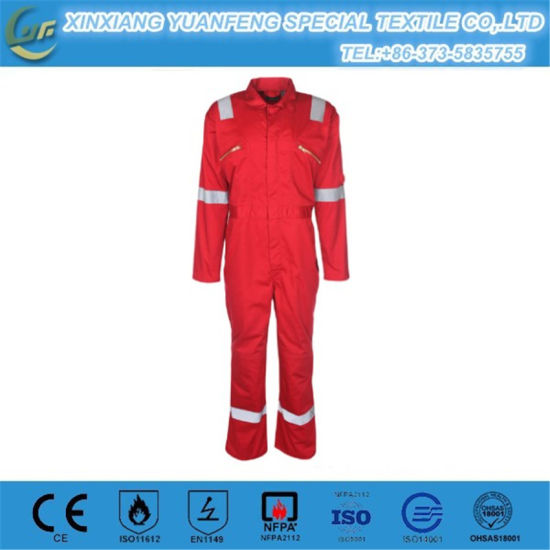 En471 3m Reflective Safety Coverall Workwear pictures & photos