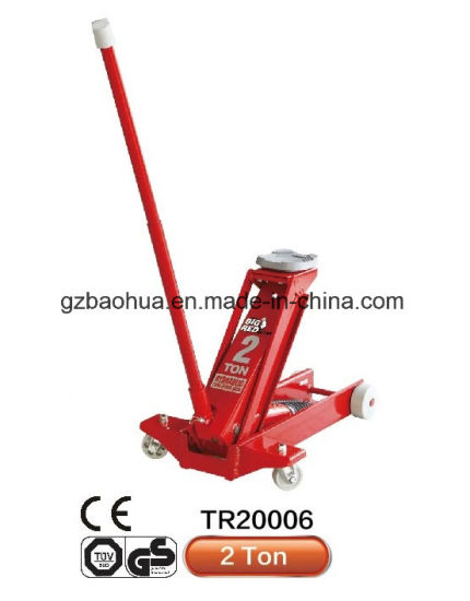 TR20006 Long Floor Jack 2T pictures & photos
