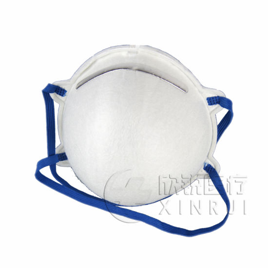Disposable Industrial Protective N95 Respirator Without Valve