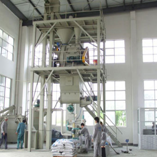 Strict-Quality-Controlling Flooring Production Line pictures & photos