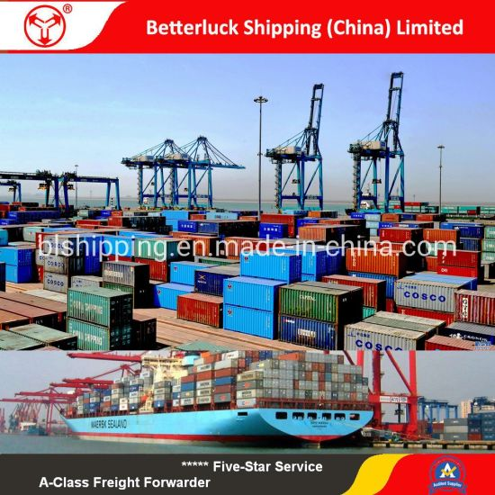 From China to Russia Smilensk Container Sea Freight Land Transportation