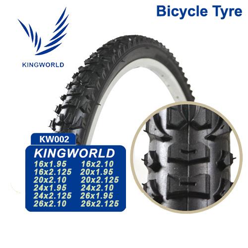 12X2.125 16X2.125 24X2.125 26X2.125 Nylon Bicycle Tire