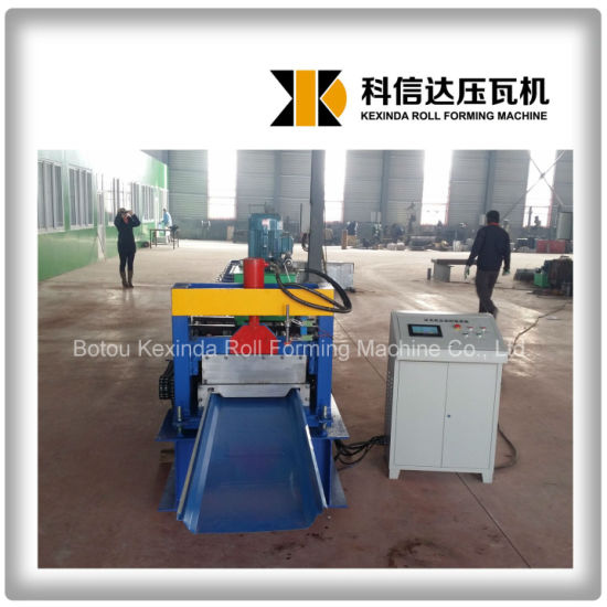 Kxd-470 Standing Seam Roof Tile Forming Machine pictures & photos