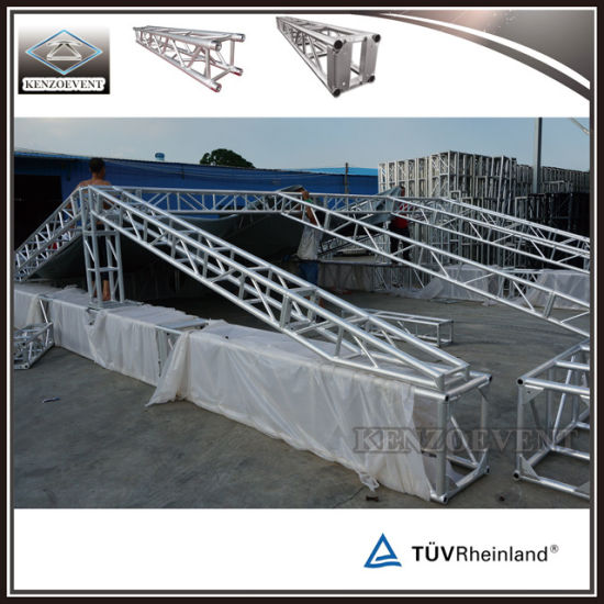 China factory price aluminum concert stage roof truss for Cheap truss systems
