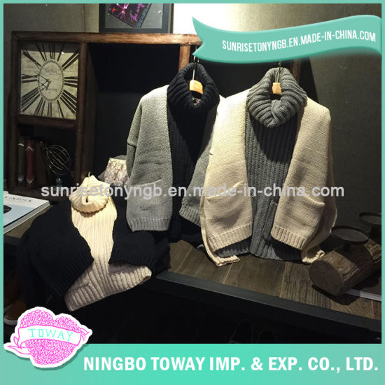 Wholesale Cheap Trendy Kids Clothes Knitting Children Apparel