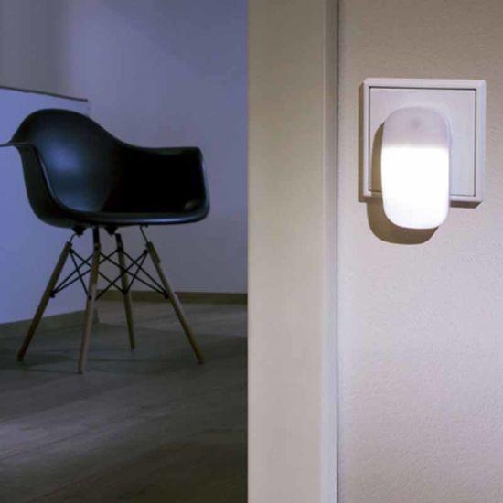 LED Sensor Light Mouse Shape Wall Lamp EU Plug Light