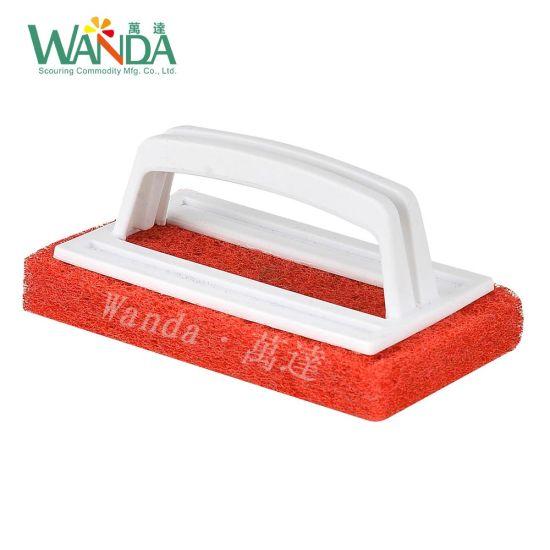 Bathroom cleaning brush bathroom design ideas for Garage floor cleaner powder